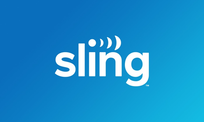 Free 14-Day Trial to Sling TV - Sling | Groupon