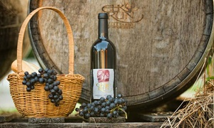 Elk Run Vineyards: Admission for One or Two to Elk Run Jazz Fest on June 18 or 19 at Elk Run Vineyards (Up to 50% Off)