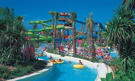 Entrada para Beach Club y a la Noche Blanca en PortAventura o al Caribe Aquatic Park desde 30 € con Lumine Beach Club