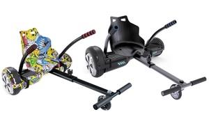 Hoverboard avec accessoire Kart Pilot assorti en option