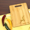 58% Off a Personalized Bamboo Cutting Board