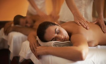 36% Off Massage for Two at Amenity Spa 47