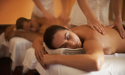 image for Full Body <strong>Couples <strong>Massage</strong></strong> at Lei Acupuncture & <strong>Massage</strong> (47% Off)