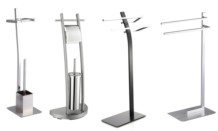 Set accessori da bagno tomasucci groupon goods for Accessori x bagno