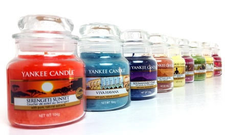 Yankee Candle Six Assorted Candles