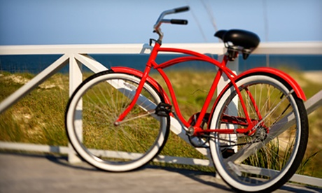 Bike or E-Bike Rental Packages at Cruiser King (Up to 52% Off). Five Options Available. 61a3549e-1603-4599-bae9-17133e6a786b