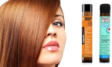 Organic World 25ml Hair Oils