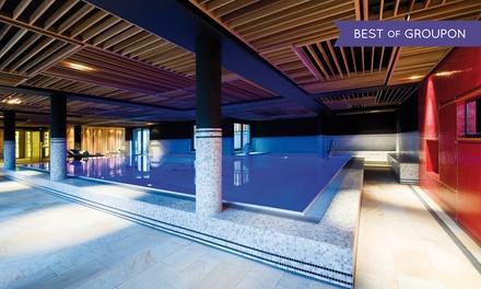 Près de Karsruhe : 2 ou 3 nuitées avec accès spa et piscine, dîner 3 ou 5 plats optionnel à l'Hôtel Erbprinz 5* pour 2