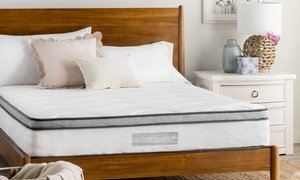 "Weekender 10"" Hybrid Mattress with Memory Foam and Isolating Springs"