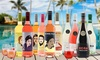 58% Off 10 Bottles of Fruit-Infused White & Sparkling Wine