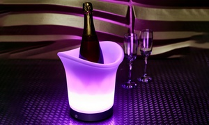 Colour-Changing LED Ice Bucket