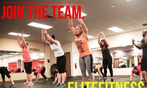 Elite Fitness: Up to 67% Off High Intensity Interval Classes at Elite Fitness
