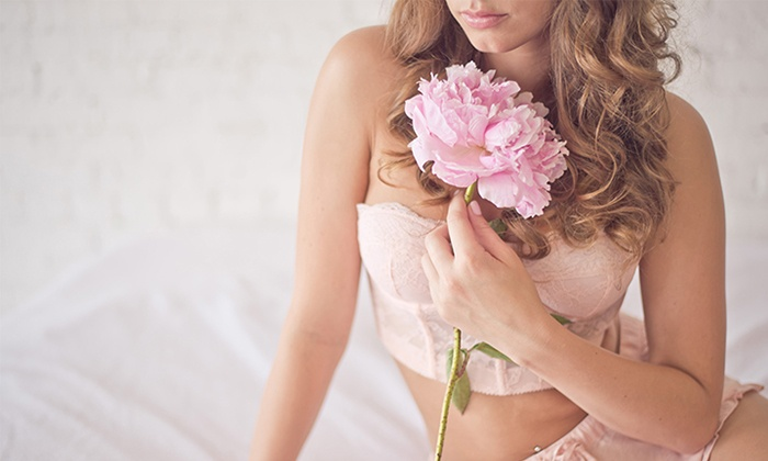 Palermo Photo - East Allegheny: $149 for a Boudoir Photo Shoot with Hair Styling and Make-up Application at Palermo Photo ($600Value)