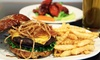 Ashbury's Bar & Grill - Chicago: Food and Drink for Two, Four, or more People at Ashbury's Bar & Grill (Up to 42% Off)