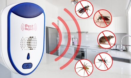Ultrasonic Pest Repellent: One $19 or Two $29 Don't Pay up to $98