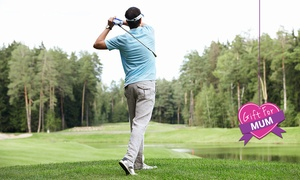 Maylands Peninsula Public Golf Course: 18 Holes of Golf with Cart Hire for Two ($69) or Four ($135) at Maylands Peninsula Public Golf Course (Up to $248 Value)