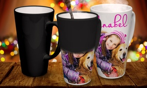 Up to 94% Off Personalized Magic Latte Mugs