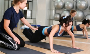 Tia Falcone Fitness: Three 30- or 60-Minute Personal-Training Sessions at Tia Falcone Fitness (Up to 64% Off)