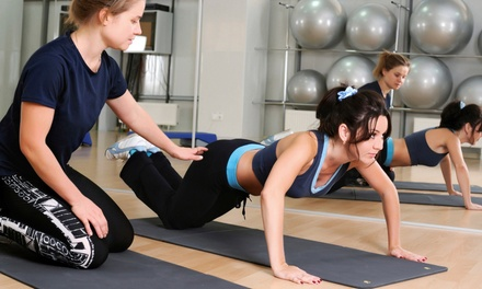 Three 30- or 60-Minute Personal-Training Sessions at Tia Falcone Fitness (Up to 64% Off)