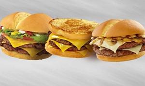Wayback Burgers : Burgers, Fries, and Hand-Dipped Milkshakes at Wayback Burgers (40% Off)