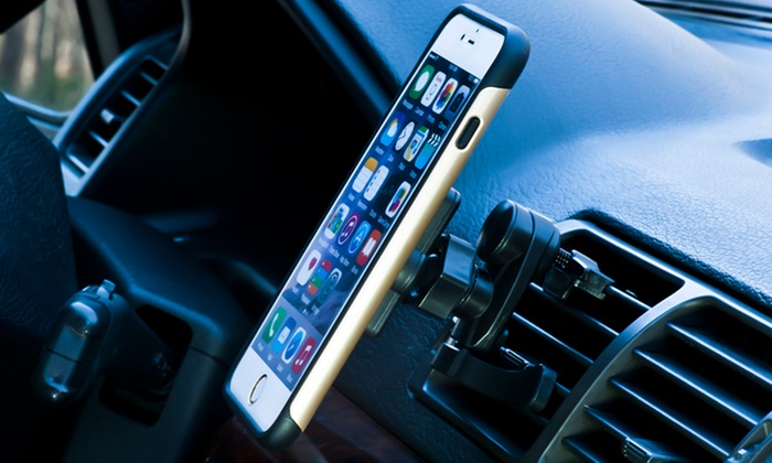 Gear Beast Universal Magnetic Car Air-Vent Smartphone Mount