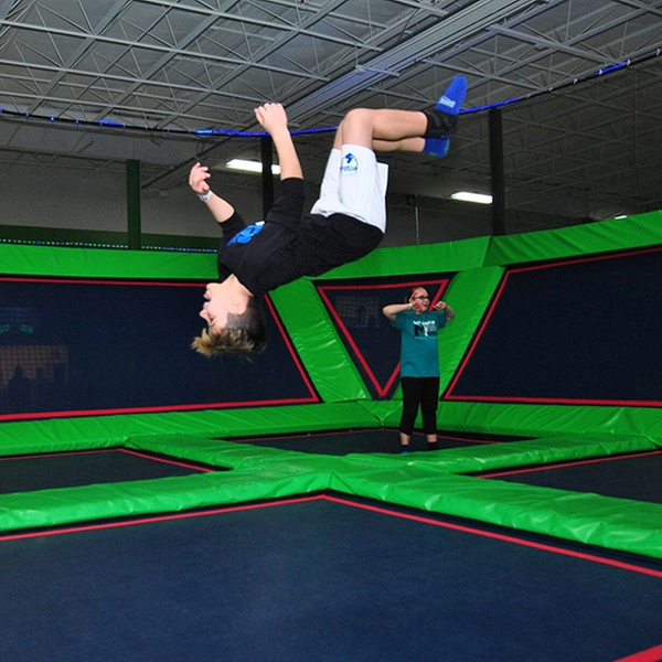 Rebounderz Up To 33 Off Georgetown Township Mi Groupon