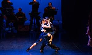 Piazzolla Tango: Desde $699 por menú platea de 3 pasos + clase de tango + show en Piazzolla Tango para dos o cuatro