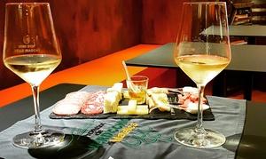 Foyer Verdicchio di Matelica: Degustazione di vino e tagliere tipico di Matelica per 2 o 4 persone da Foyer Verdicchio di Matelica (sconto fino a 57%)