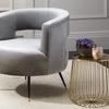 Safavieh Velvet Retro Mid-Century Accent Chairs