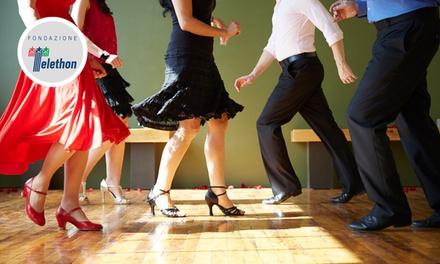 Lezioni di ballo a scelta o zumba