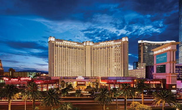 Monte Carlo Resort & Casino - Las Vegas, NV: Stay with Buffets at Monte Carlo Resort and Casino in Las Vegas, NV, with Dates into August