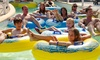 Zoom Flume Water Park - East Durham: $59 for Two Water Park Passes with Lunch at Zoom Flume Water Park ($80Value)
