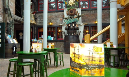 The Rum Story: Entry with a Drink