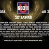 """B-Day Rave """"20 Jahre U60311"""""""