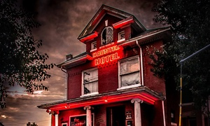 Up to 35% Off Visit to Haunted Hotel at Haunted Hotel, plus 6.0% Cash Back from Ebates.