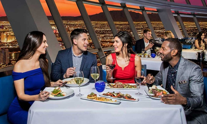 25 Off Dinner In The Sky At Top Of The World Restaurant