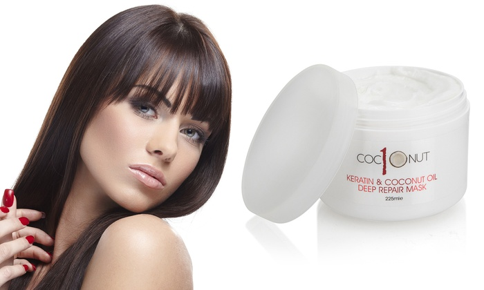 Maschera per capelli 225 ml
