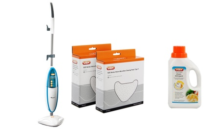 Vax Upright Hard Floor Master S2C Steam Mop £27.98 With Accessories from £37.98 With Free Delivery