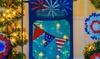 Spring/Summer Solar LED Garden Flag