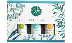 Woolzies Wellness Essential Oil Set (3-Piece)