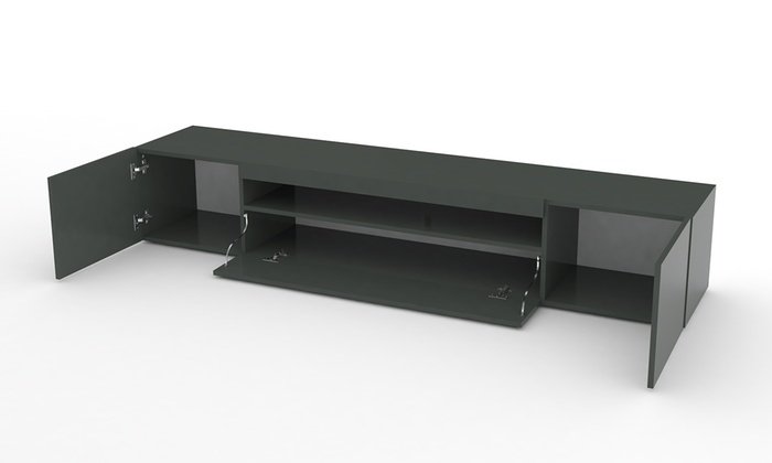 meuble tv tecnos groupon. Black Bedroom Furniture Sets. Home Design Ideas