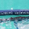 Parachute Pool Skimmer
