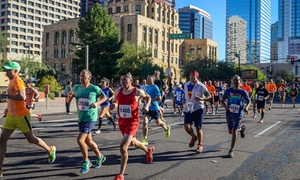 3TV Phoenix 10K/Half Marathon : Registration for One, Two, or Four to the Phoenix 10K or Half Marathon on Sunday, November 6 (Up to 32% Off)