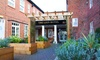 Best Western The Lion Hotel - Worksop: Nottinghamshire: 1 or 2 Nights for Two with Breakfast and Prosecco at BEST WESTERN Lion Hotel