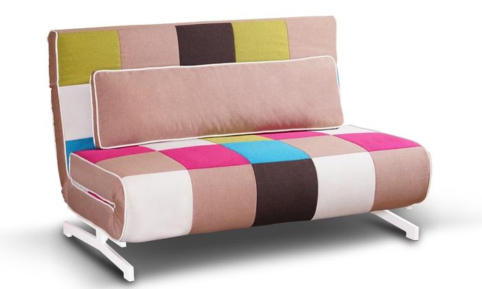 Poltrona o divano letto marta groupon - Divano letto marta ...