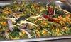 Udupi Cafe - Parma Heights: Indian Food for Two or Four at Udupi Cafe (50% Off)