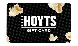 HOYTS : 10% Off HOYTS $100 E-Gift Card