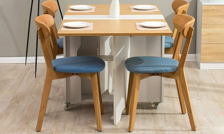 Simba Folding Dining Table