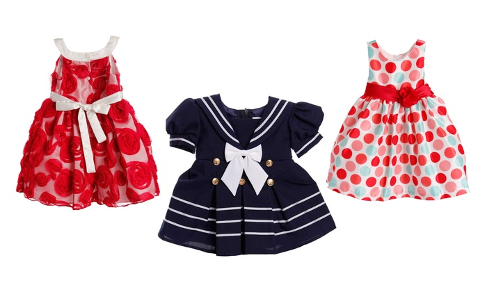 Girls' and Infants' Easter Dresses: Girls' and Infants' Easter Dresses from $19.99–$29.99