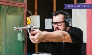 Strzelnica Warszawianka: Godzinne szkolenie na strzelnicy z instruktorem (od 49 zł) lub karnet (od 299 zł) na Strzelnicy Warszawianka